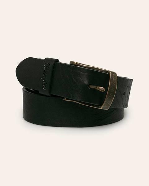 Černý pásek wrangler