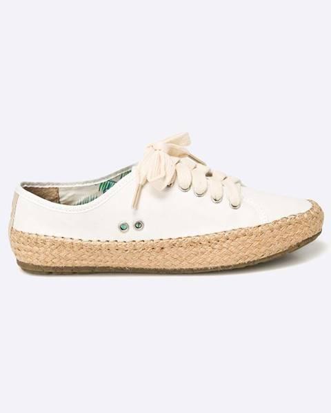 Béžové boty Emu Australia