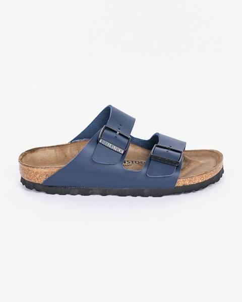 Modré boty Birkenstock