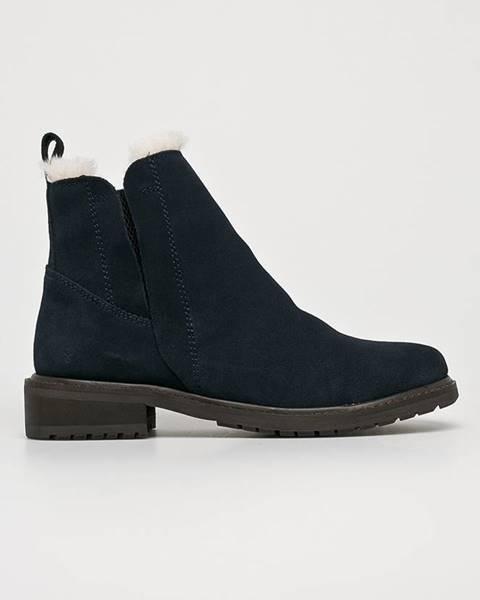Modré boty Emu Australia