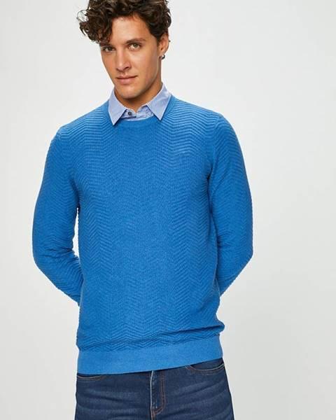 Modrý svetr MEDICINE