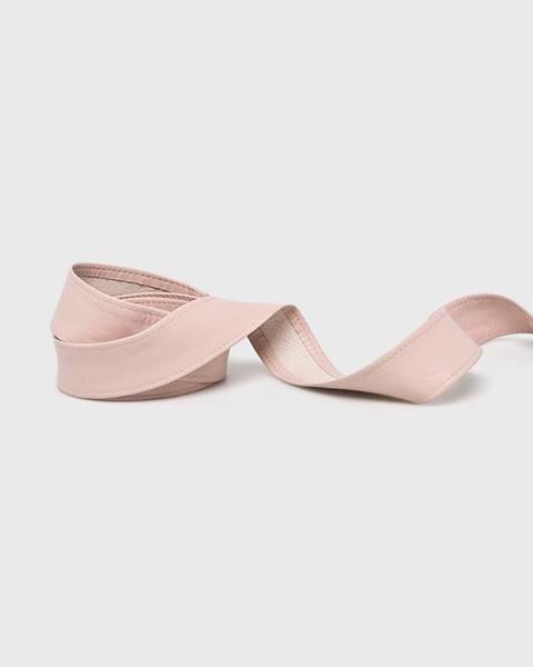 Růžový pásek ANSWEAR