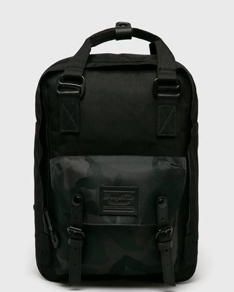 Černý batoh Doughnut