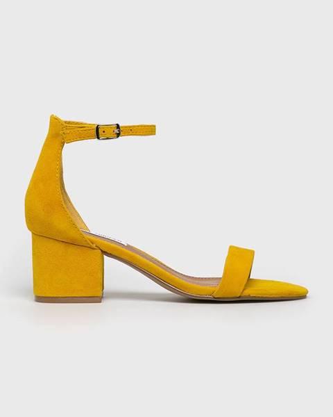 Žluté boty steve madden