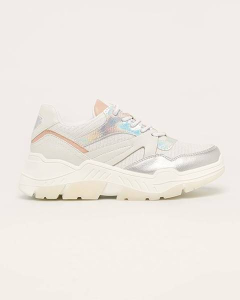 Stříbrné boty Call It Spring