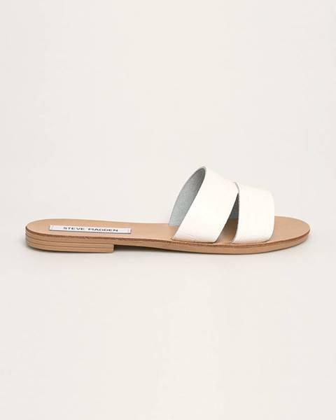 Bílé boty steve madden