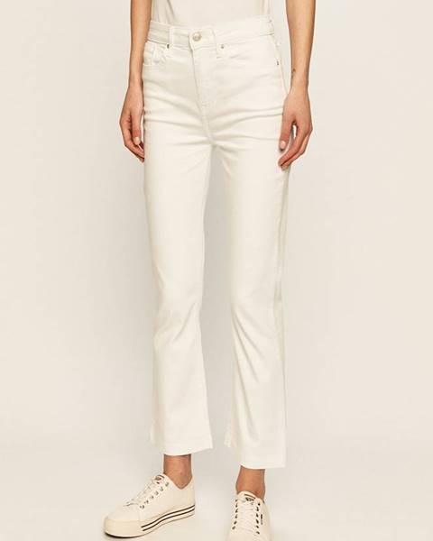 Bílé kalhoty tommy hilfiger