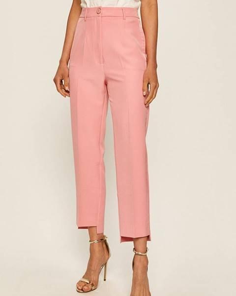 Růžové kalhoty Guess Jeans