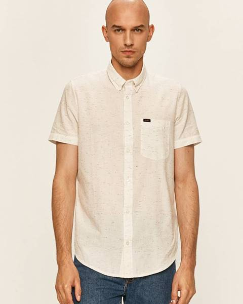 Bílá košile lee