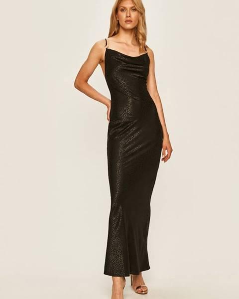 Černé šaty Guess Jeans