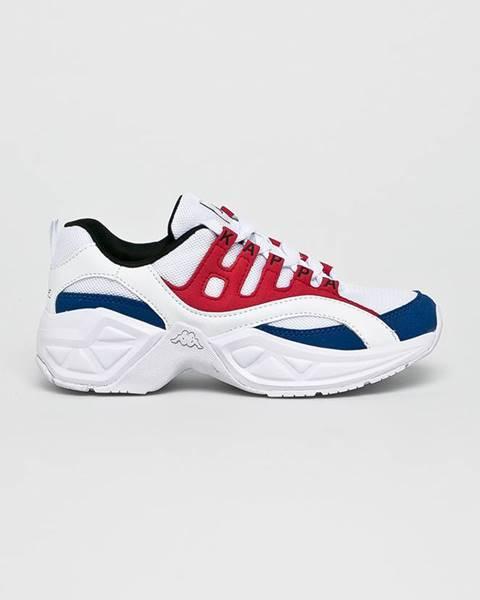 Červené boty Kappa