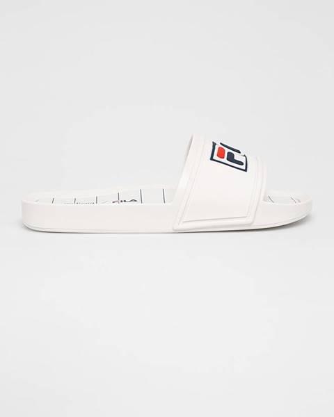Bílé boty Melissa