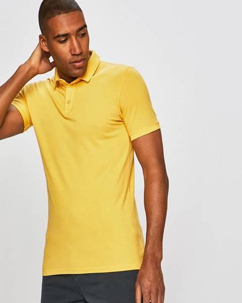 Žluté tričko MEDICINE