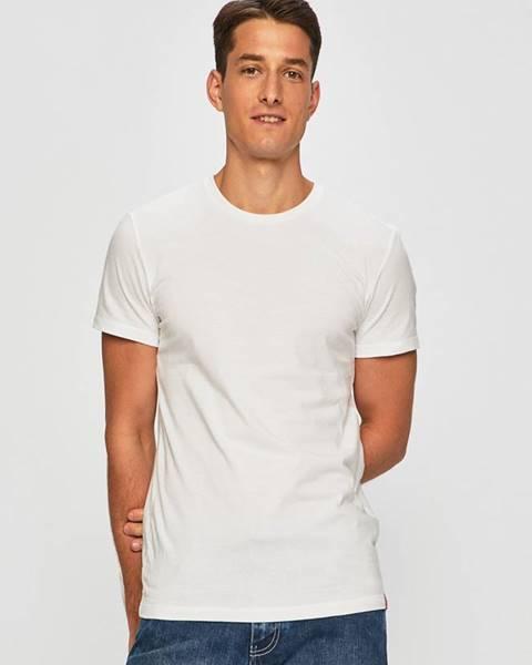 Bílé tričko Levi's