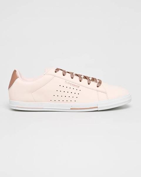 Růžové boty Le Coq Sportif