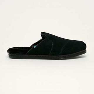 Toms - Pantofle Nova Leather Wrap