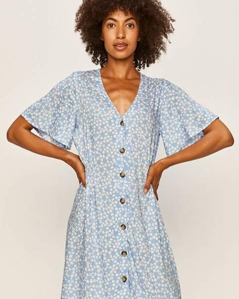 Modré šaty tally weijl