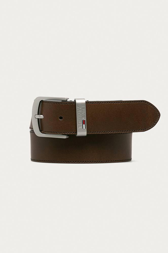 Tommy Jeans Tommy Jeans - Kožený pásek
