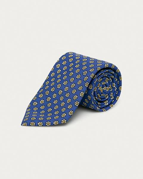 Modrá kravata Polo Ralph Lauren