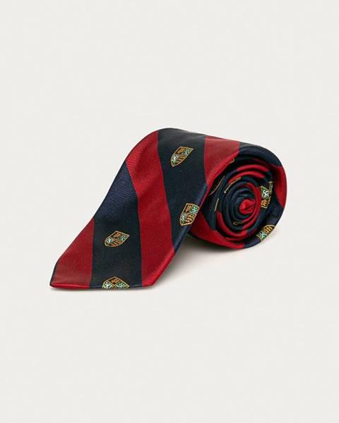 Vícebarevná kravata Polo Ralph Lauren