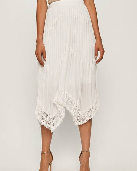 Bílá sukně Marciano Guess