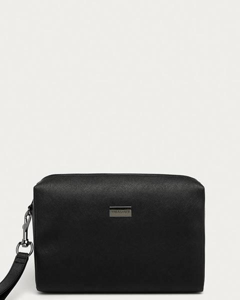 Černá taška Trussardi Jeans