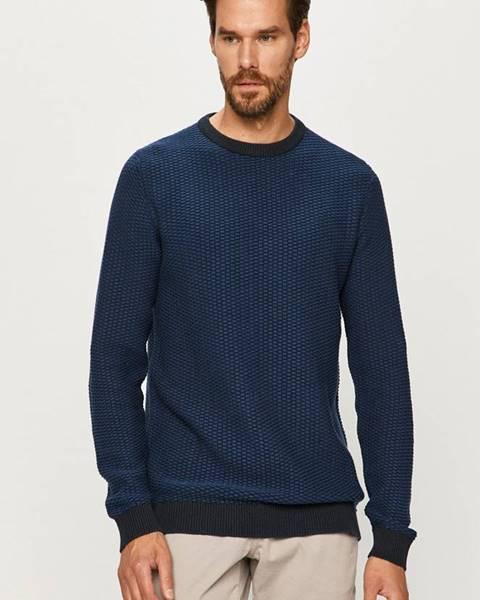Modrý svetr SELECTED