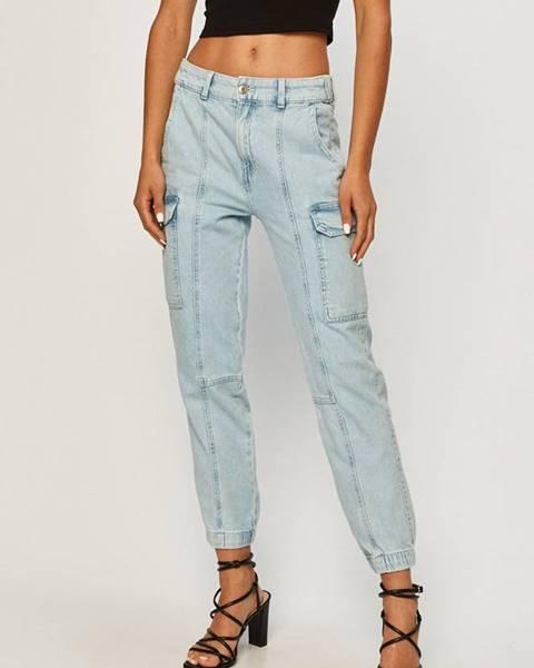 Modré kalhoty tally weijl