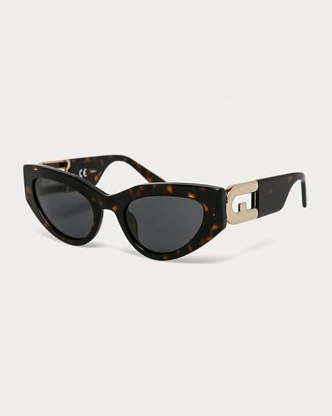 Černé brýle Furla