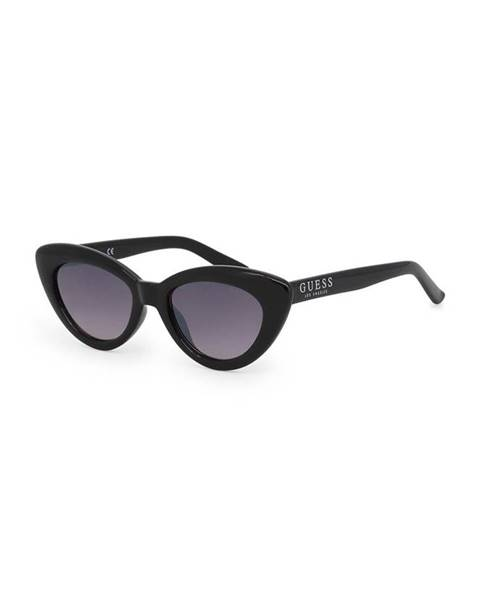 Černé brýle Guess Jeans