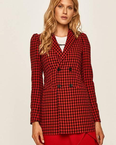 Červené sako Red Valentino