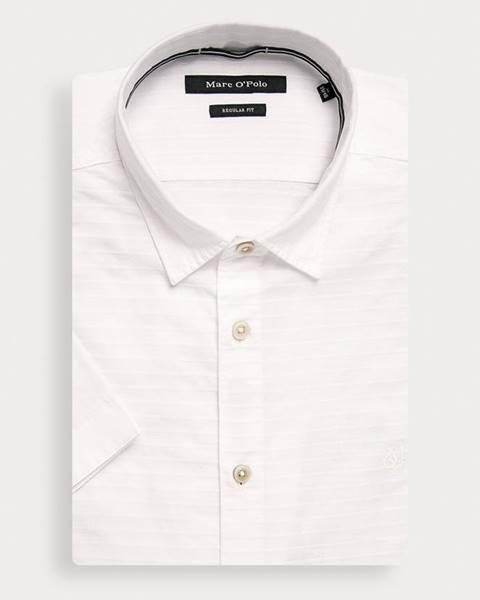 Bílá košile Marc O'Polo