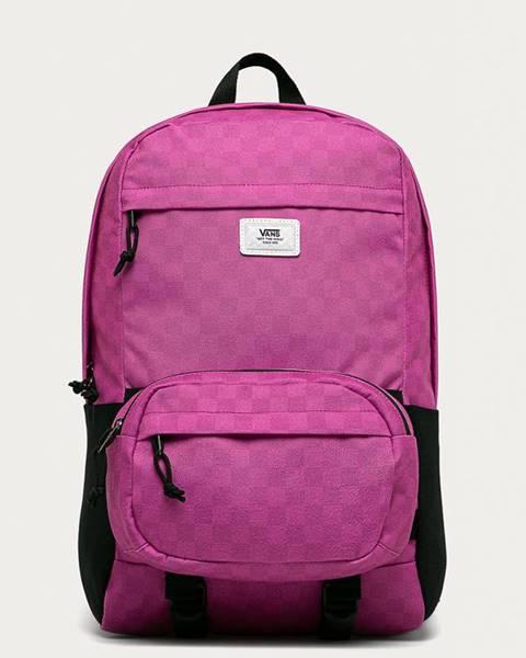 Růžový batoh vans