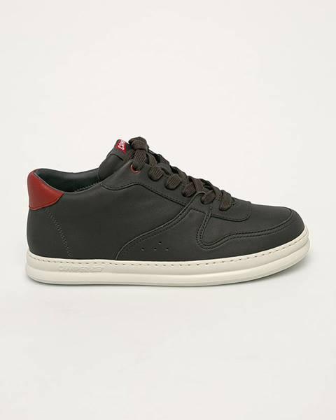 Šedé boty Camper