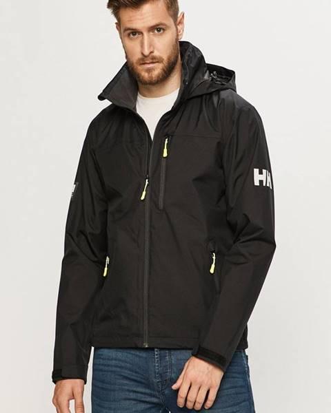 Černá bunda helly hansen
