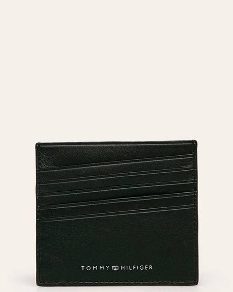 Černá peněženka tommy hilfiger