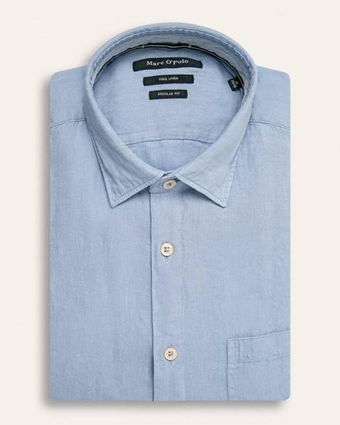 Modrá košile Marc O'Polo