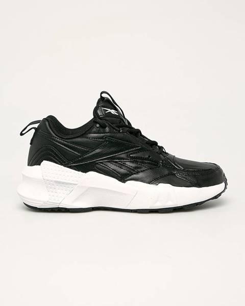 Černé boty reebok classic