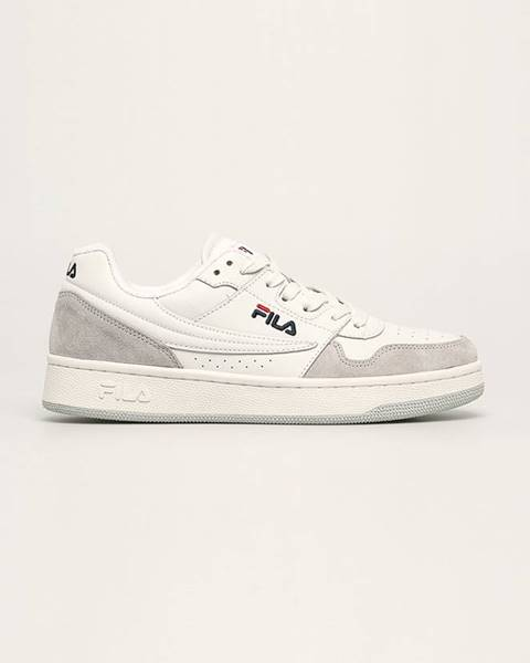 Šedé boty fila