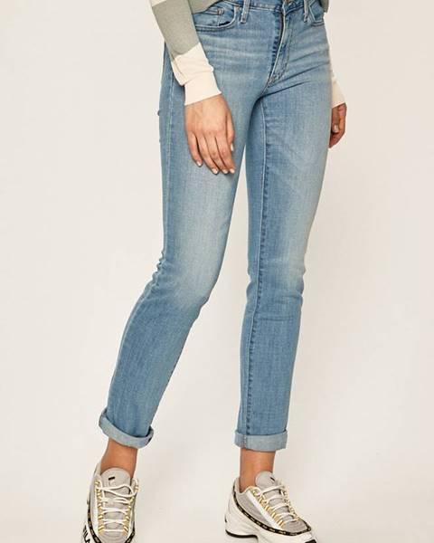 Fialové kalhoty Levi's