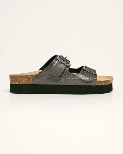 Šedé boty pepe jeans