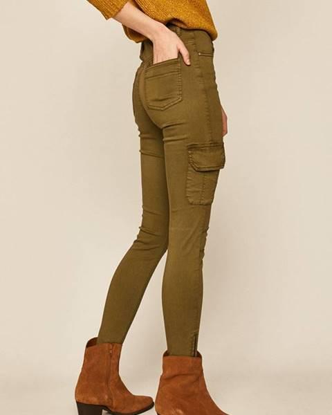 Zelené kalhoty MEDICINE