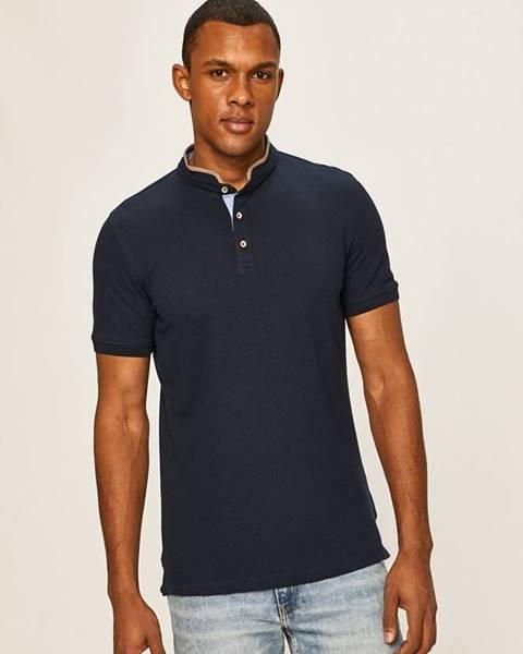 Modré tričko MEDICINE
