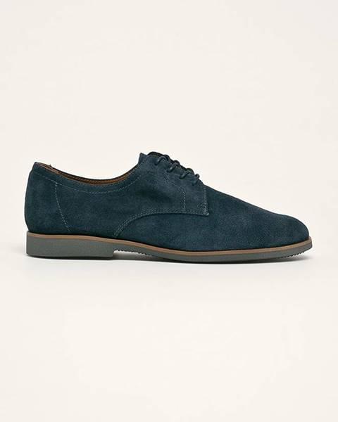 Modré boty aldo