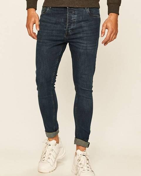 Modré kalhoty Brave Soul