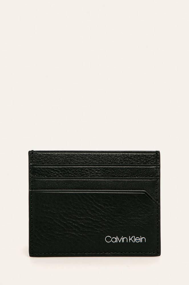 Calvin Klein Calvin Klein - Kožená peněženka