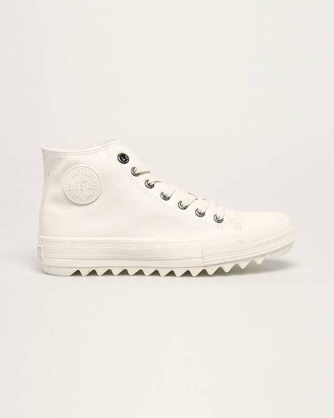 Bílé boty Big Star