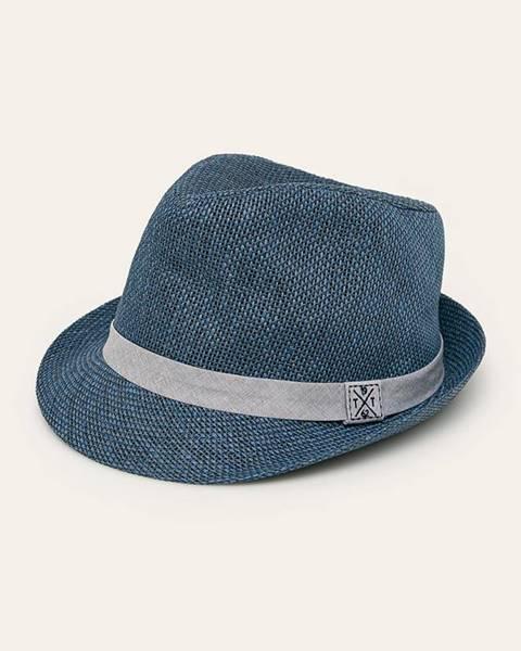 Modrá čepice tom tailor denim