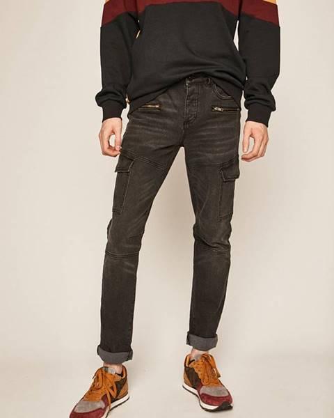 Černé kalhoty MEDICINE