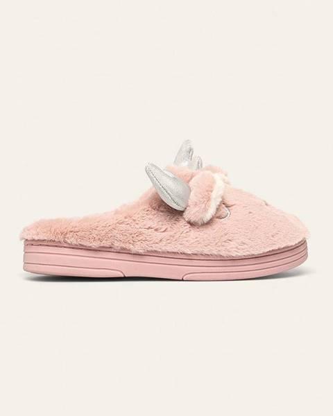 Růžové boty MEDICINE